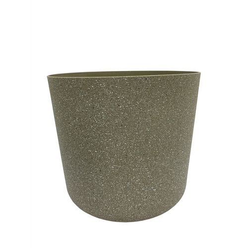 EDEN 18cm Sandstone Sphere Planter