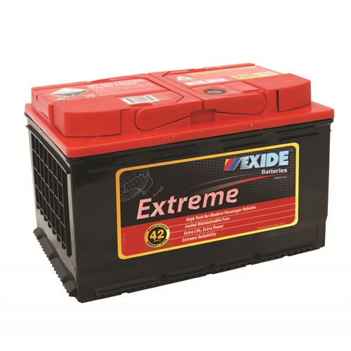 Exide Extreme XDIN66DMF Vehicle Battery