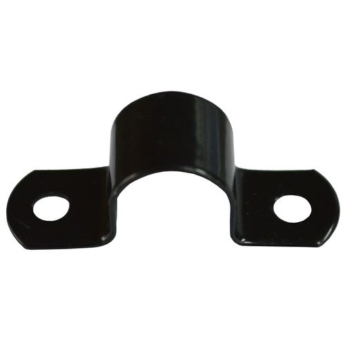 Kinetic 18mm Poly Pipe Saddle Clips - 10 Pack