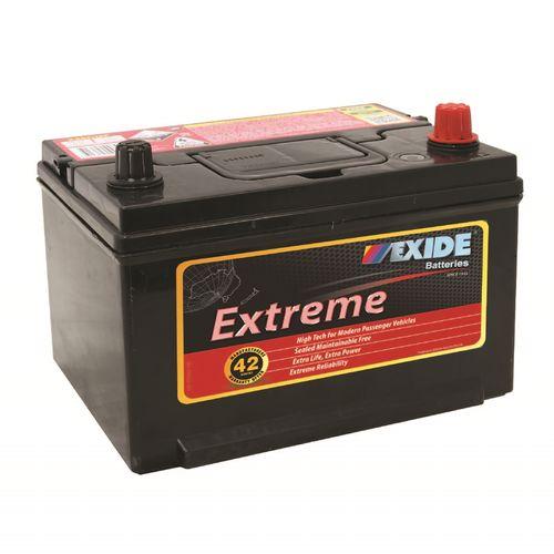 Exide Extreme X58CMF Vehicle Battery