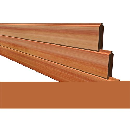 130 x 38mm Vee Joint Tongue And Groove Double Sided Cedar Cladding - Per Lineal Metre