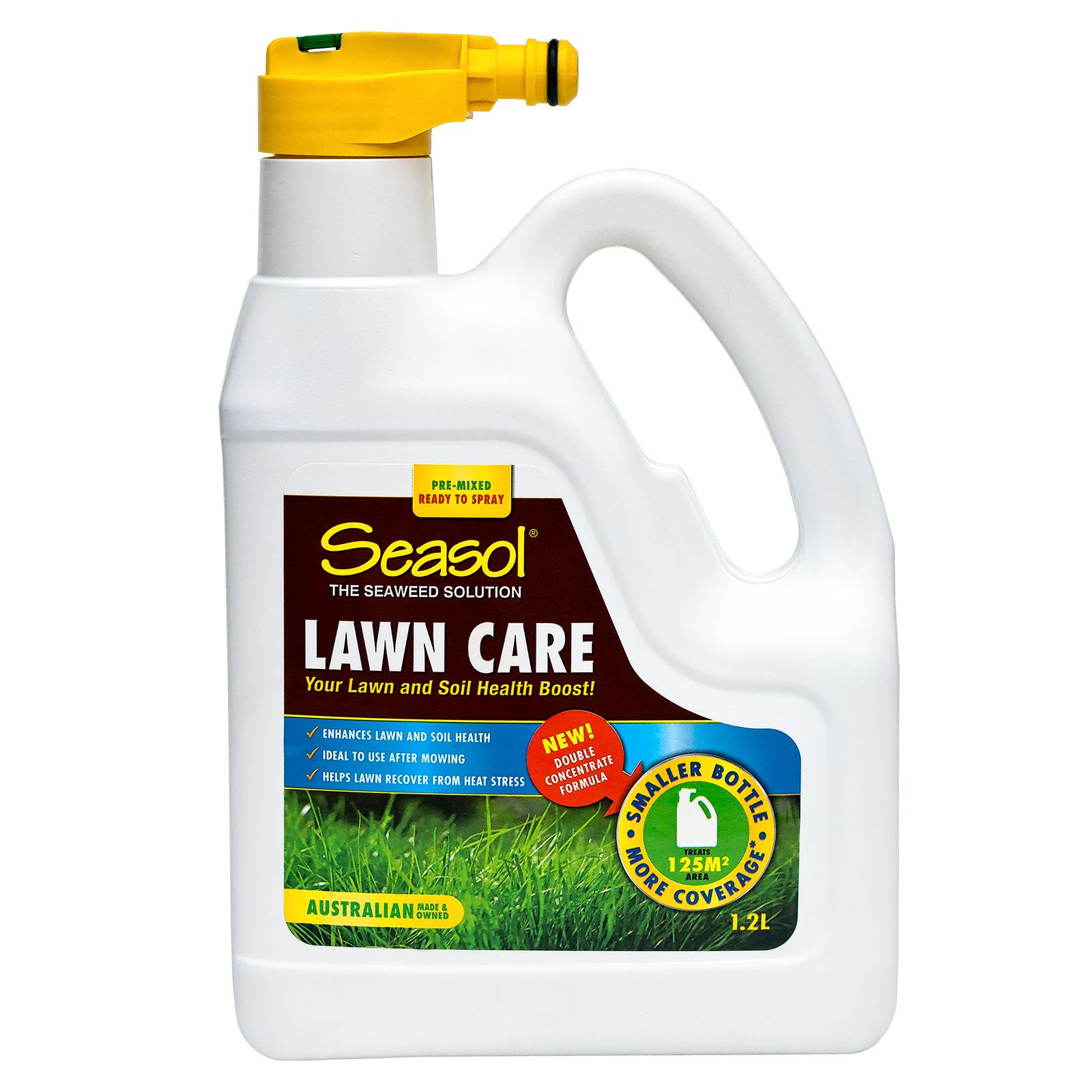 Seasol 1.2L Hose On Lawn Care