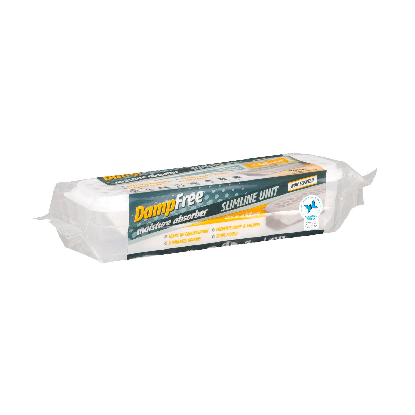 Damp Free 180G 350ml Slimline Moisture Absorber