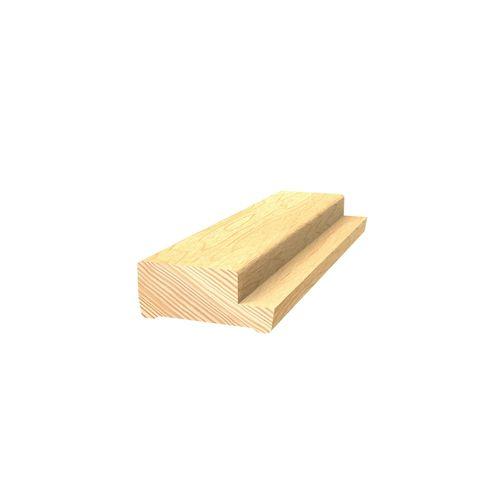 Porta Contours 39 x 16mm 2.7m Strata Clear Pine Corner Bead