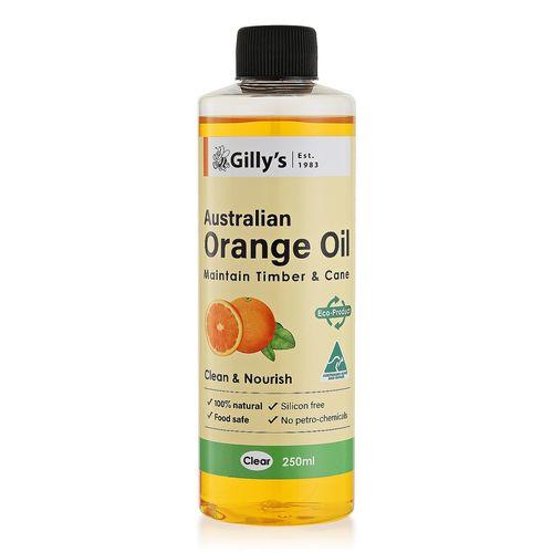 Gilly's 250ml Orange Oil