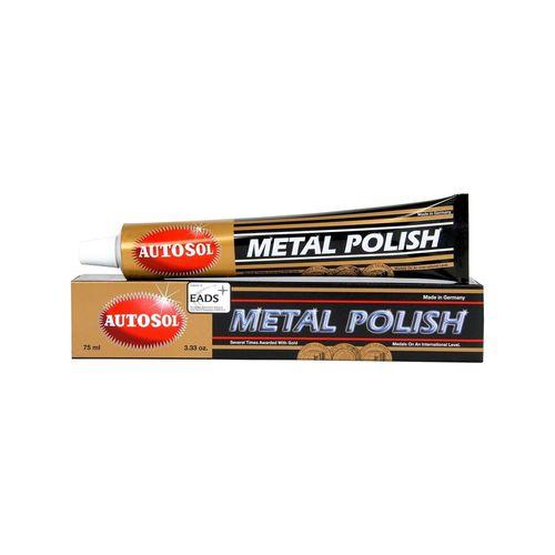 Autosol 75ml Chrome And Metal Polish