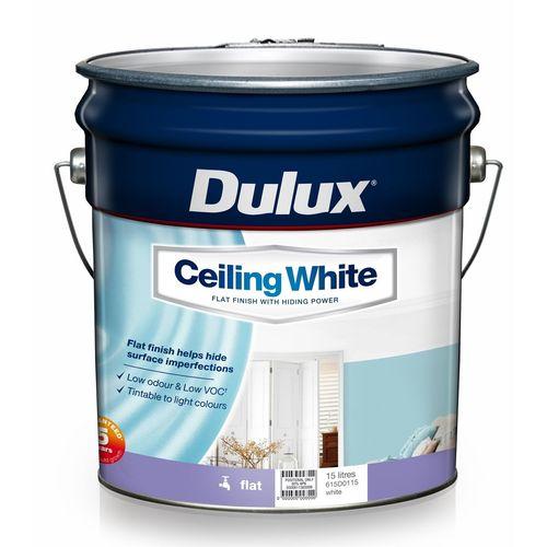 Dulux Ceiling White Paint