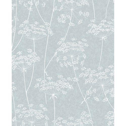 Superfresco Easy 52cm x 10m Blue Aura Wallpaper