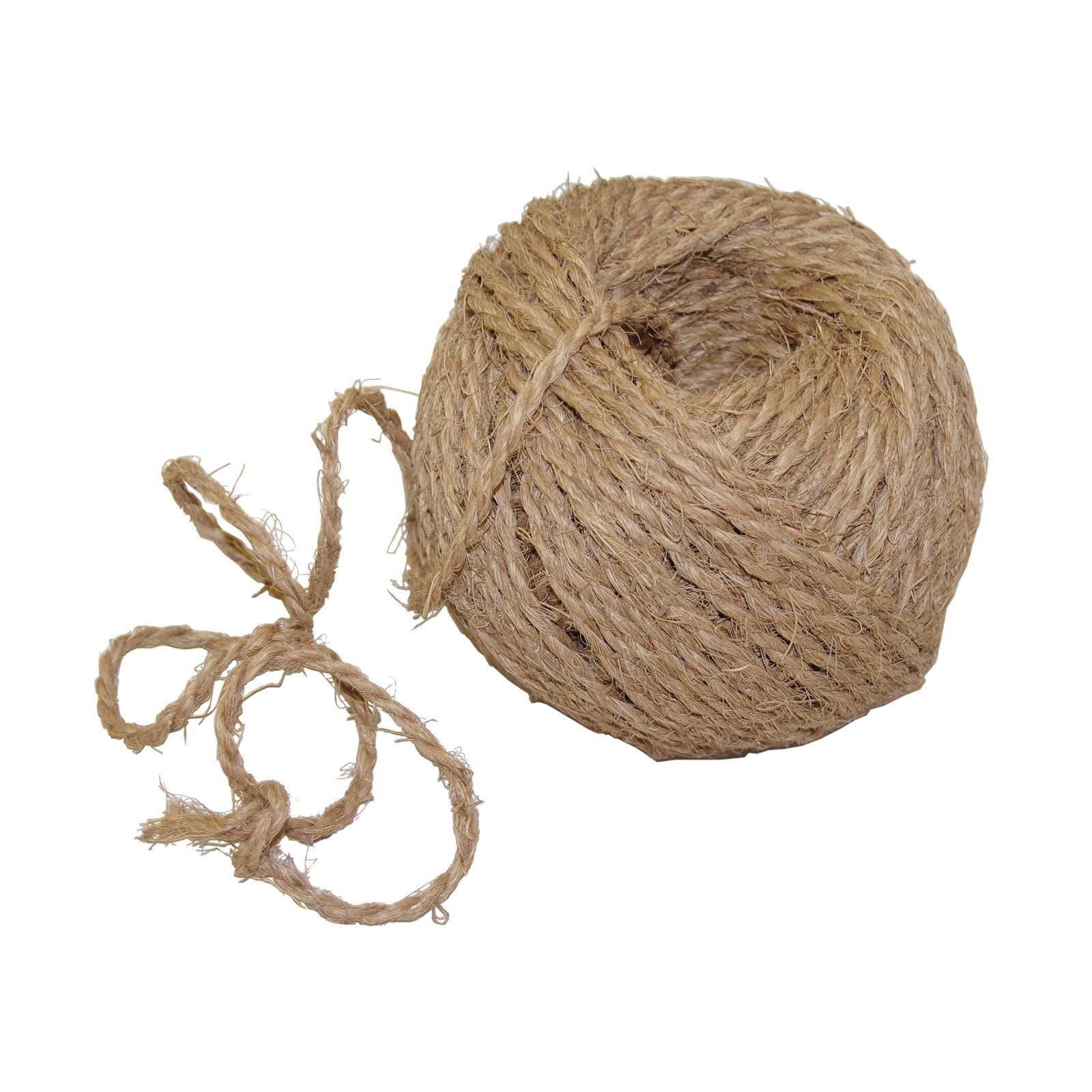 Pillar Products 50m Natural Coir Twine Plant Tie