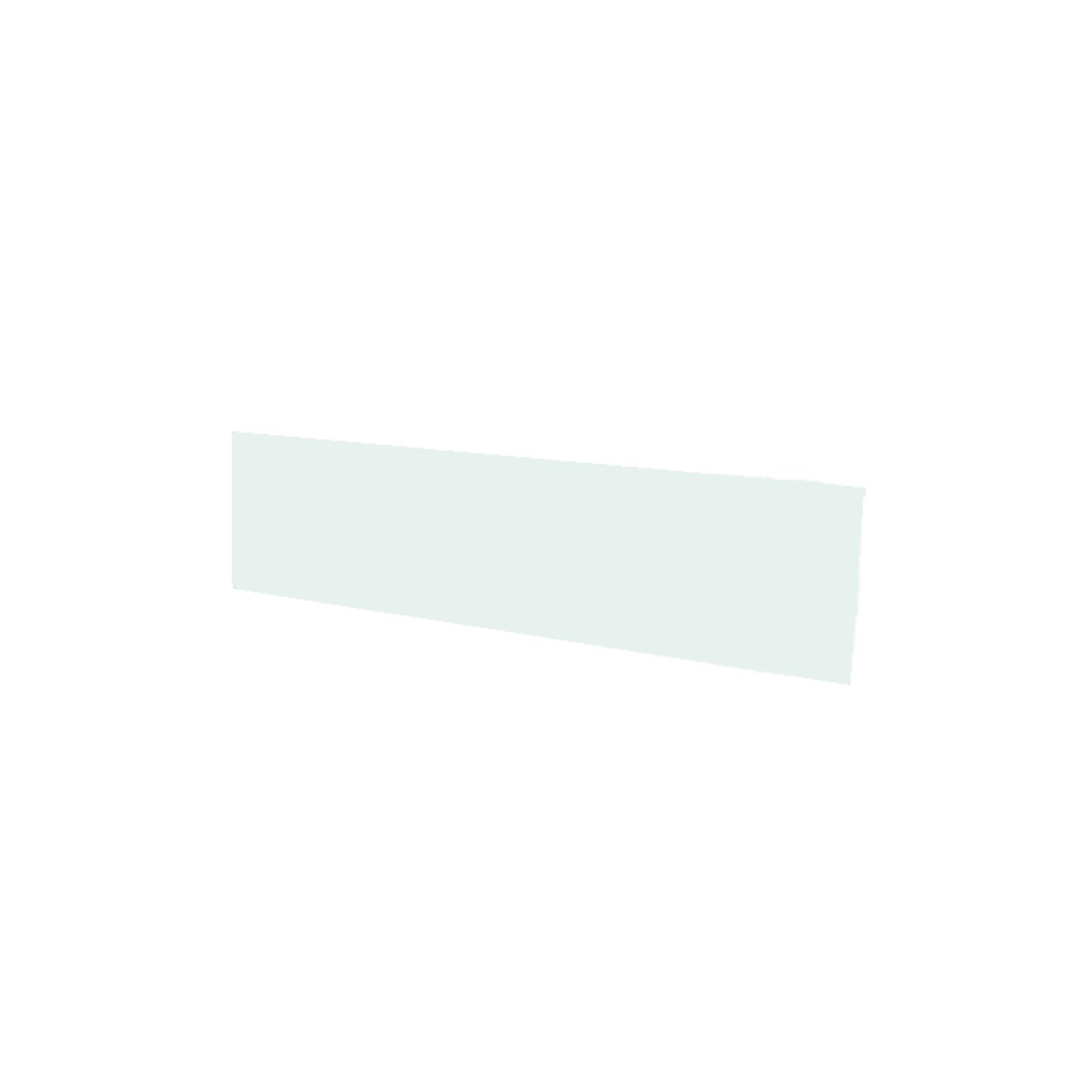Vistelle 1200 x 300 x 4mm Mist High Gloss Acrylic Vanity Splashback