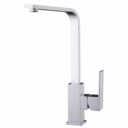 Mondella Chrome Prelude Side Lever Sink Mixer - Suitable For Unequal / Mains Pressure