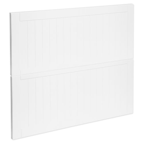 Kaboodle 900mm Vanilla Essence Country 2 Drawer Panels