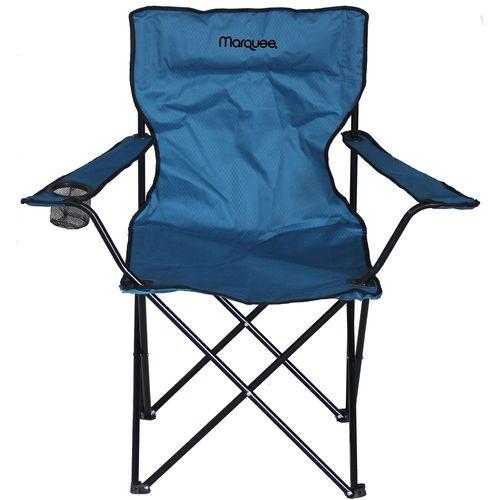 Marquee Adventurer Camp Chair - Blue