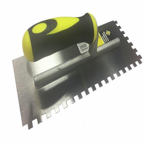 QEP 8mm Square Notch Handyman Adhesive Trowel