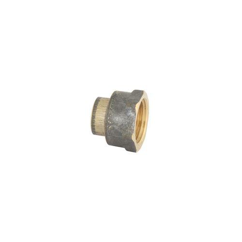 Kinetic 15CX x 15FI Brass Capillary Female Connector