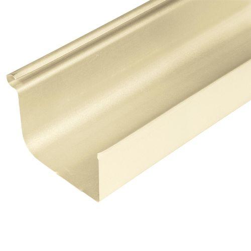 COLORBOND Steel 0.42 x 115mm x 3.0m Quad Gutter - Classic Cream