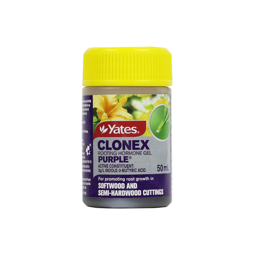 Yates 50ml Purple Clonex Rooting Hormone Gel