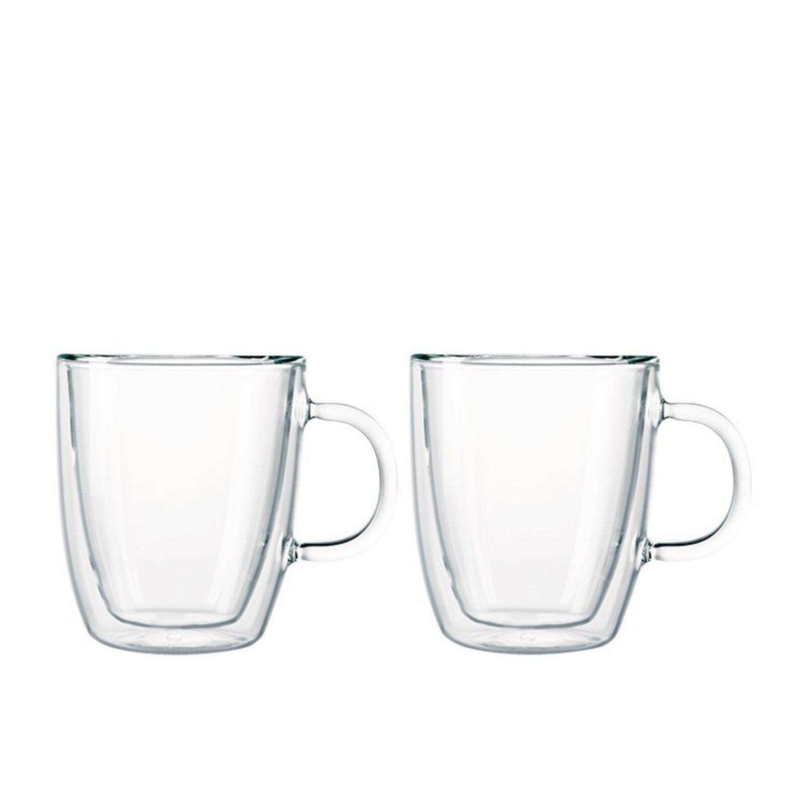 Bodum Bistro Medium Cup 2 Piece 300ml