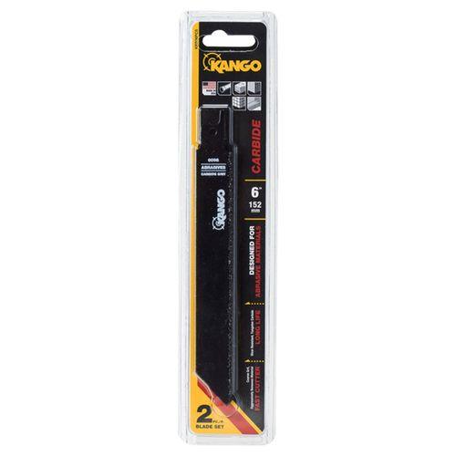 """Kango 6"""" Carbide Grit Blade - 2 Pack"""