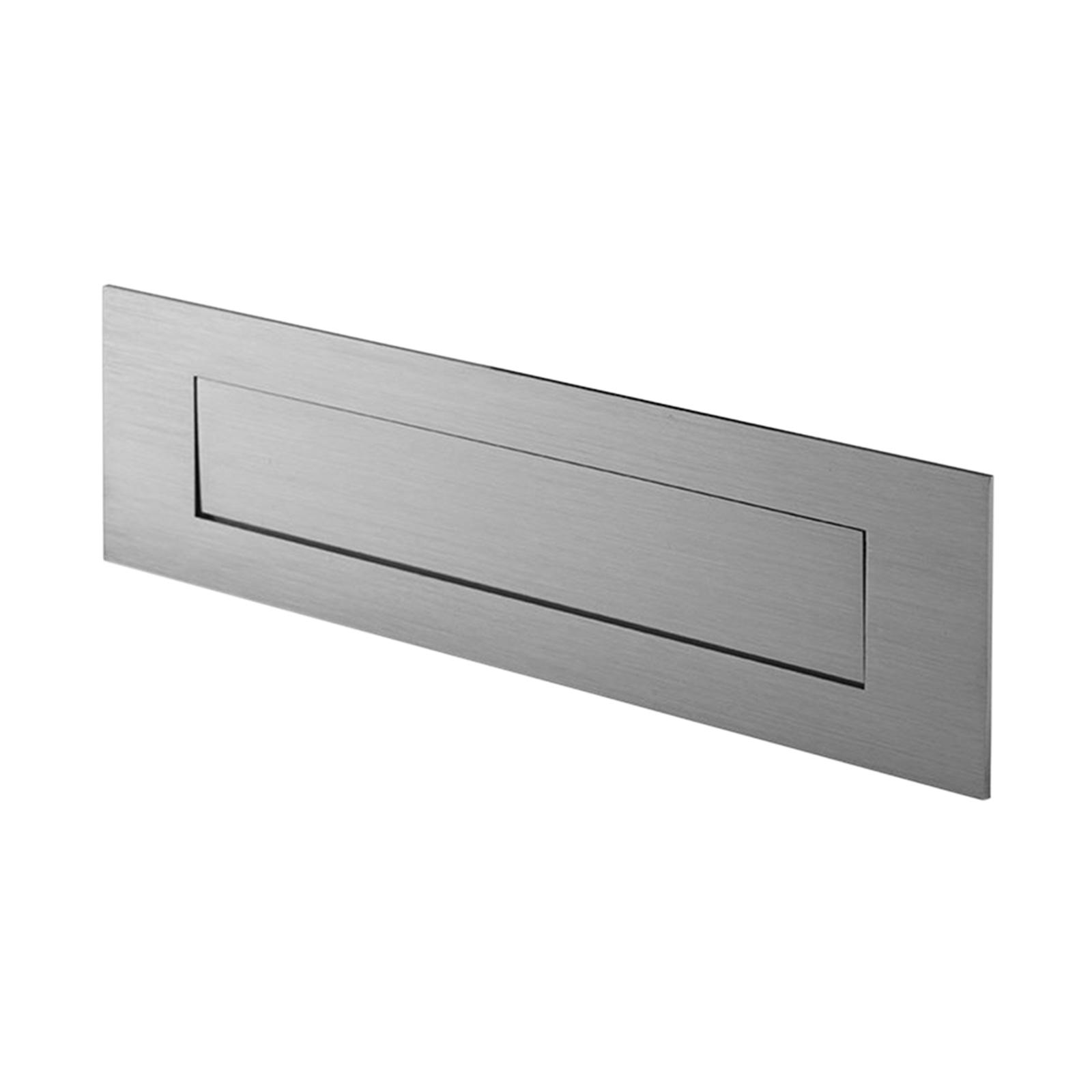 Sandleford 250mm Stainless Steel Letter Plate