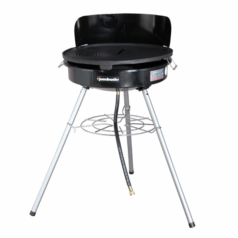 Portable Round Hotplate BBQ