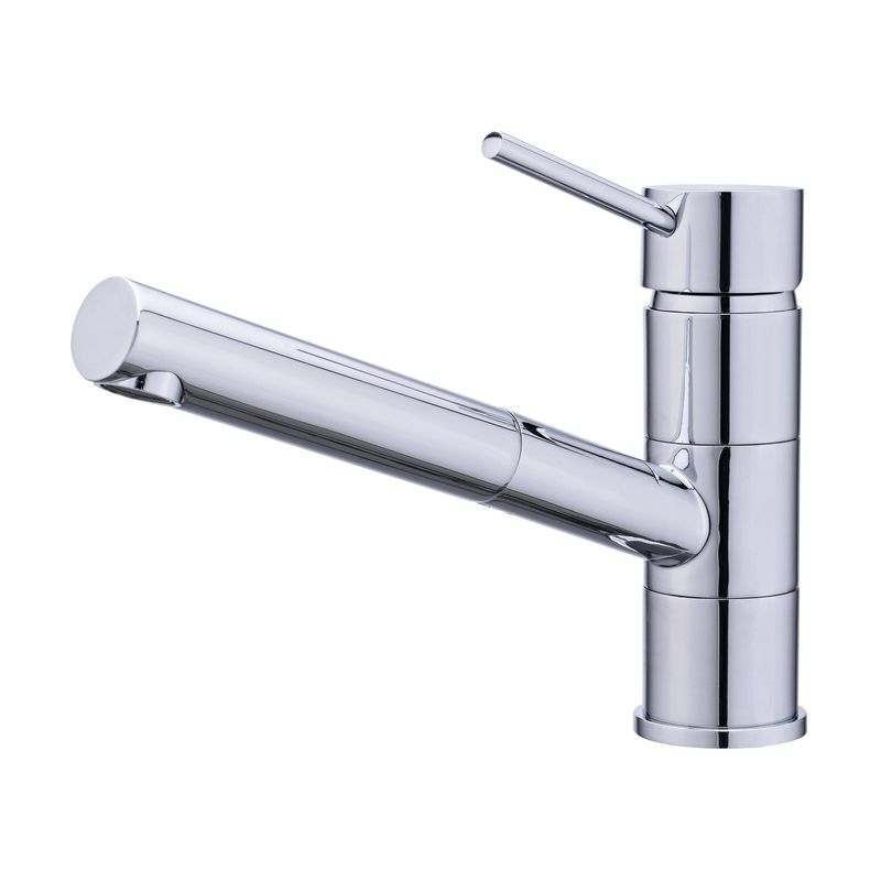 Resonance Chrome Pull Out Sink Mixer