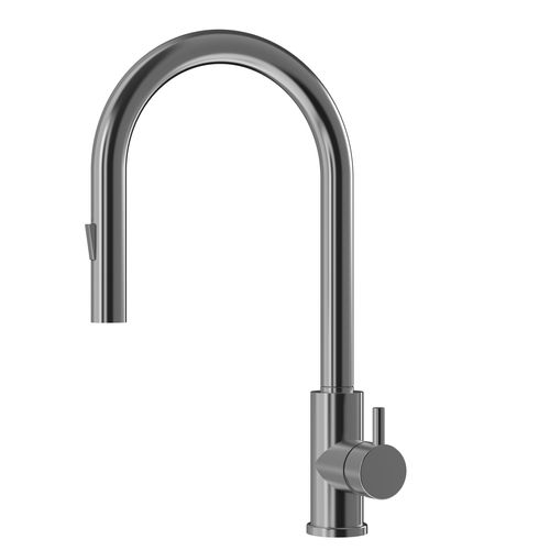 Everhard WELS 5 Star 5.5L/min Stainless Steel Excellence Goose Neck Mixer