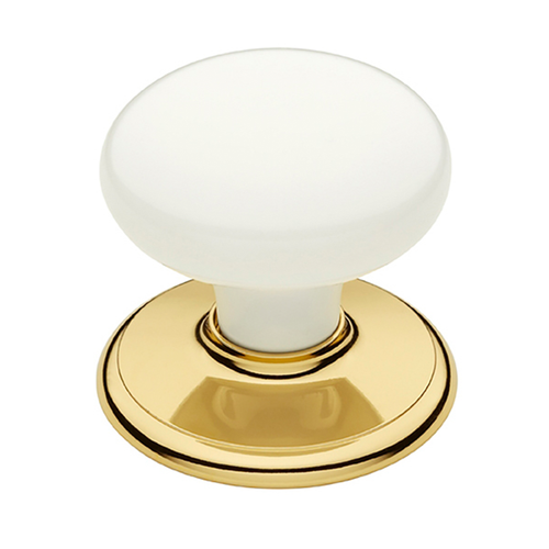 Schlage™ Bright Gold Classic Knob Privacy Adapter Kit
