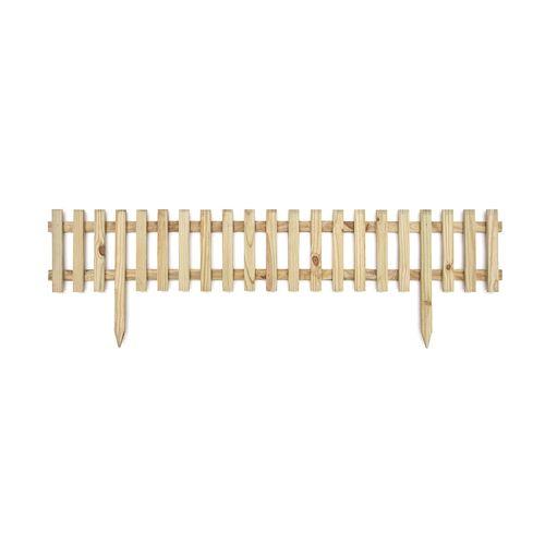 Lattice Makers 1740 x 300mm Pine Border Fence