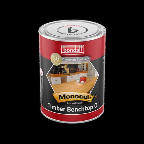 Bondall 1L Monocel Timber Bench Top Oil