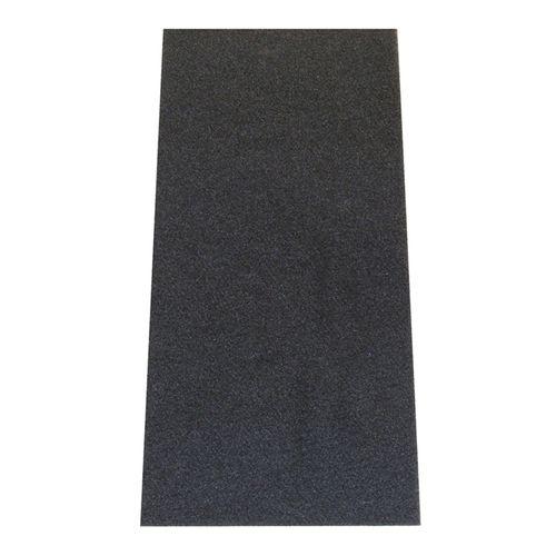Ideal DIY 1m Velour Venise Grey Car Carpet