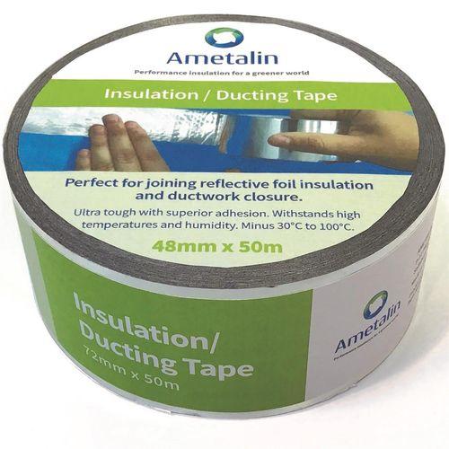 Ametalin 48mm x 50m Insulation / Ducting Tape