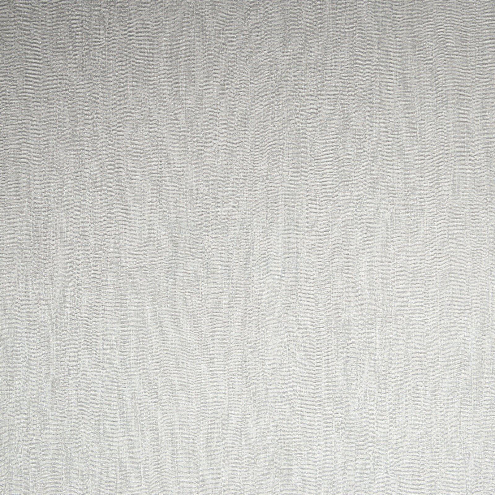 Boutique 52cm x 10m Light Silver Water Silk Plain Wallpaper