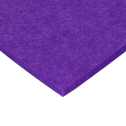 ForestOne 1200 x 800mm 9mm Purple Acoustic Pinboard