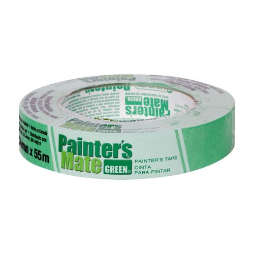 Painter's Mate 24mm x 55m Green Painter's Tape