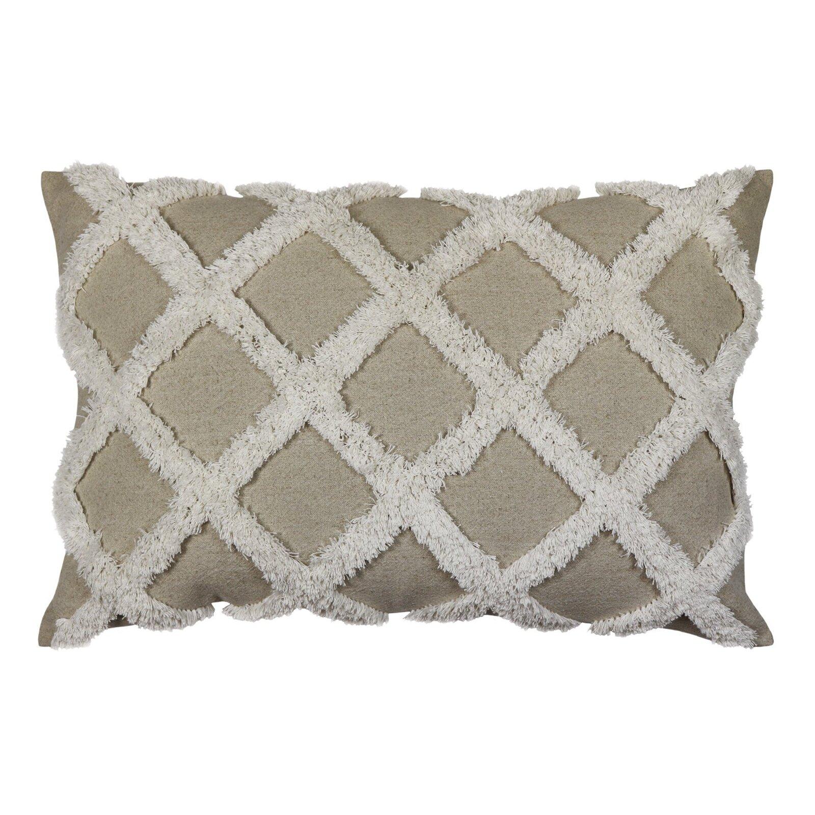 Avoca Lumbar Cushion - Natural