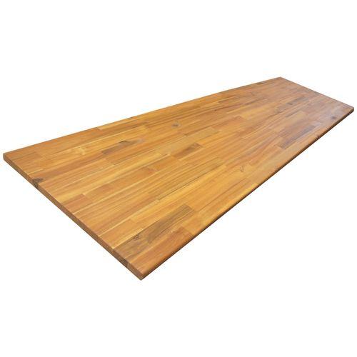 Interbuild 2200 x 600 x 26mm Golden Oiled Hardwood Acacia Panel