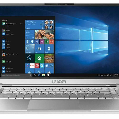 LEADER Companion 572PRO, 15.6' Full HD, Intel i7-10510U, 8GB, 500GB SSD, 2GB Nvidia MX250 Graphics,IR Cam,Windows 10 Pro,2yr war