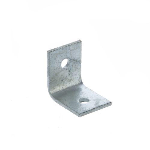 BOWMAC B50 No Gusset Hot Dip Galvanised Angle Bracket