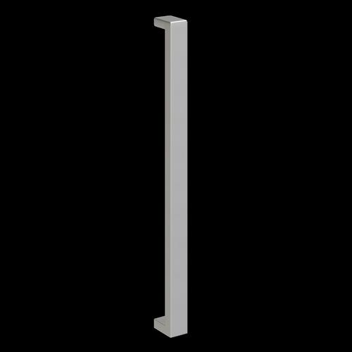 Schlage Trento Round B/B Pull Handle 620mm Stainless Steel