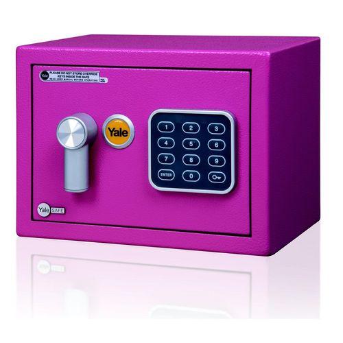 Yale Mini Safe Pink