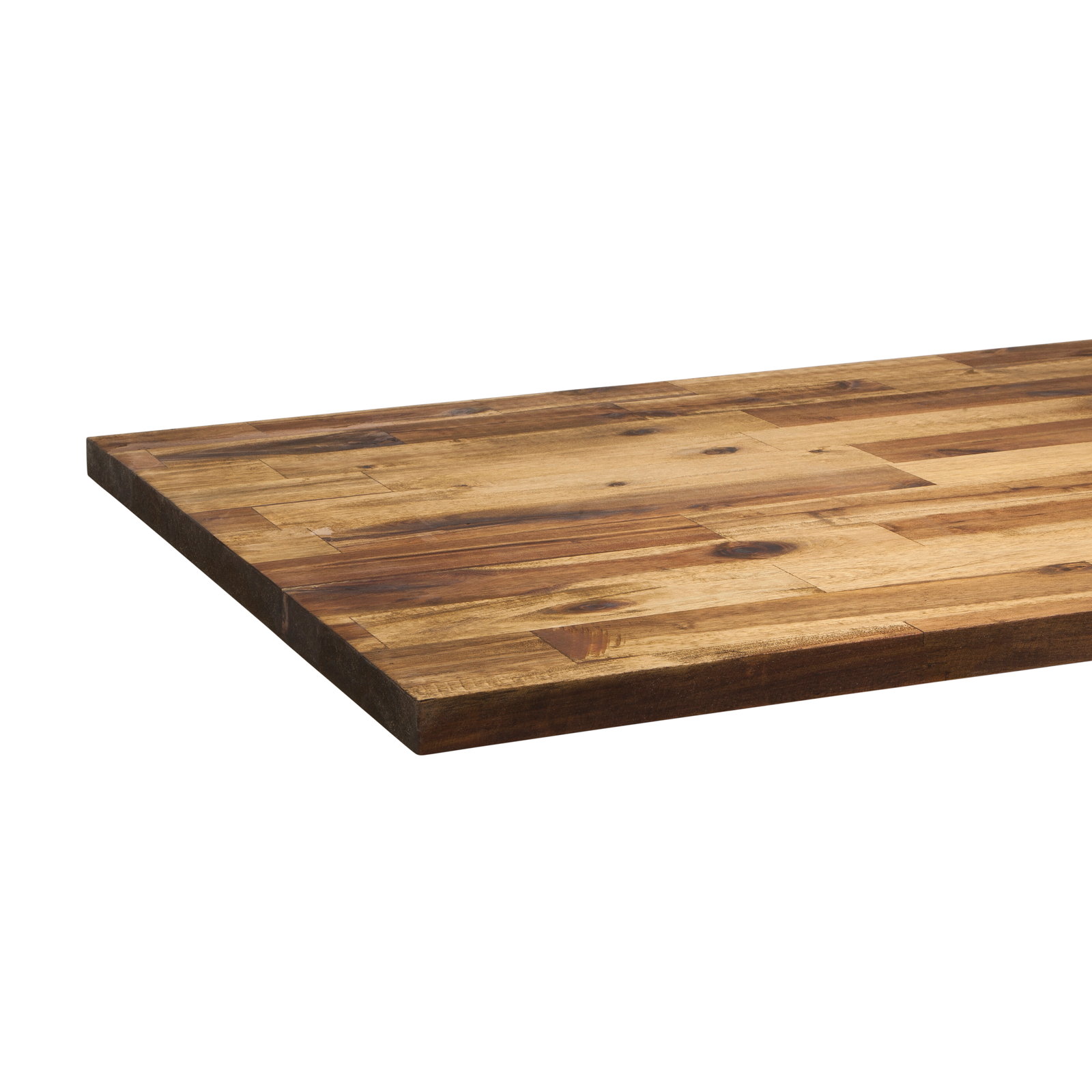 2200 x 600 x 26mm Acacia Solid Oiled Hardwood Project Panel