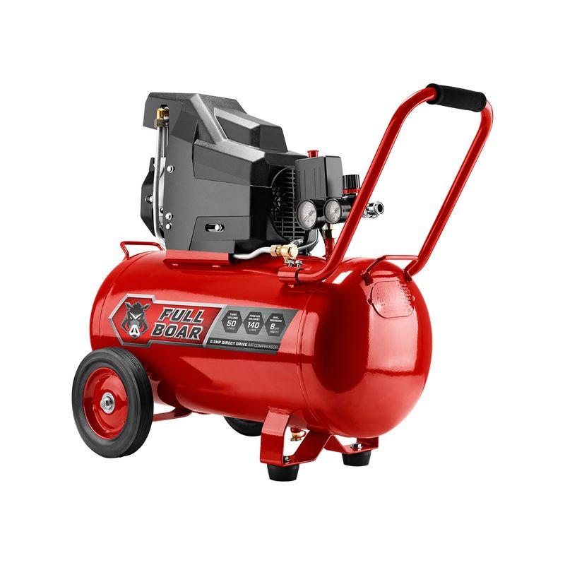 2.3HP 50L Oil Free Direct Drive Air Compressor