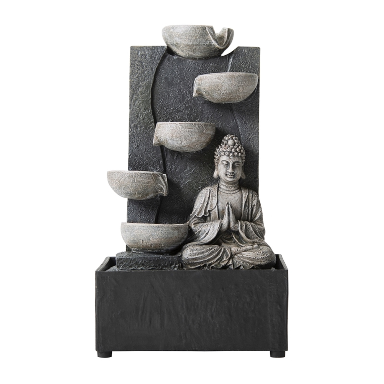 Northcote Pottery 25cm Stone Zen Water Feature
