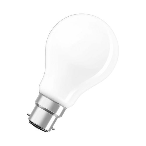 Osram 70W Frosted Classic A Halogen BC Globe