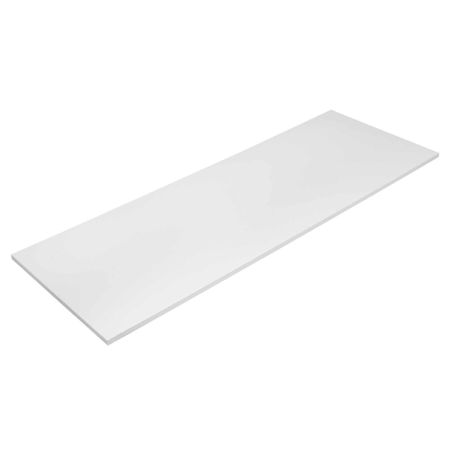 Flexi Storage Home Solutions 1196 x 16 x 430mm White Shelf