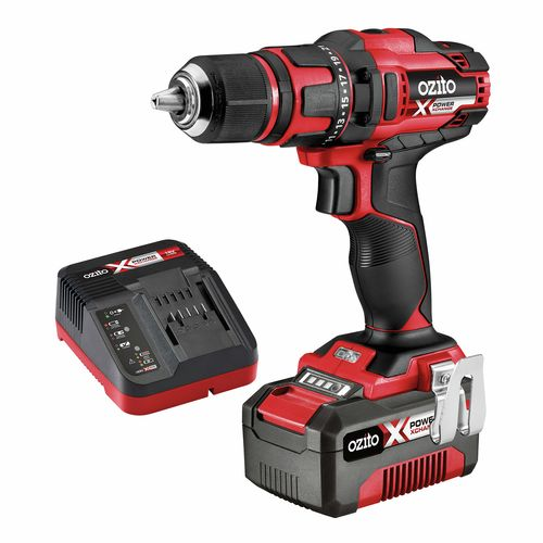 Ozito PXC 18V Drill Driver Kit