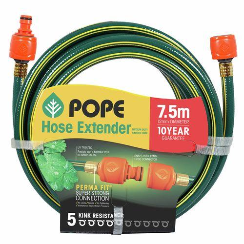 Pope 7.5m Garden Hose Extender