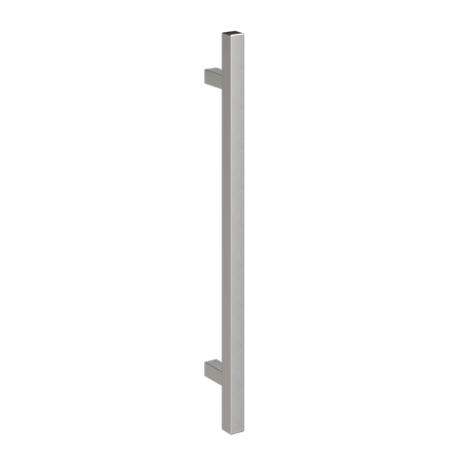 Schlage Turin Round B/B Pull Handle 600mm Stainless Steel