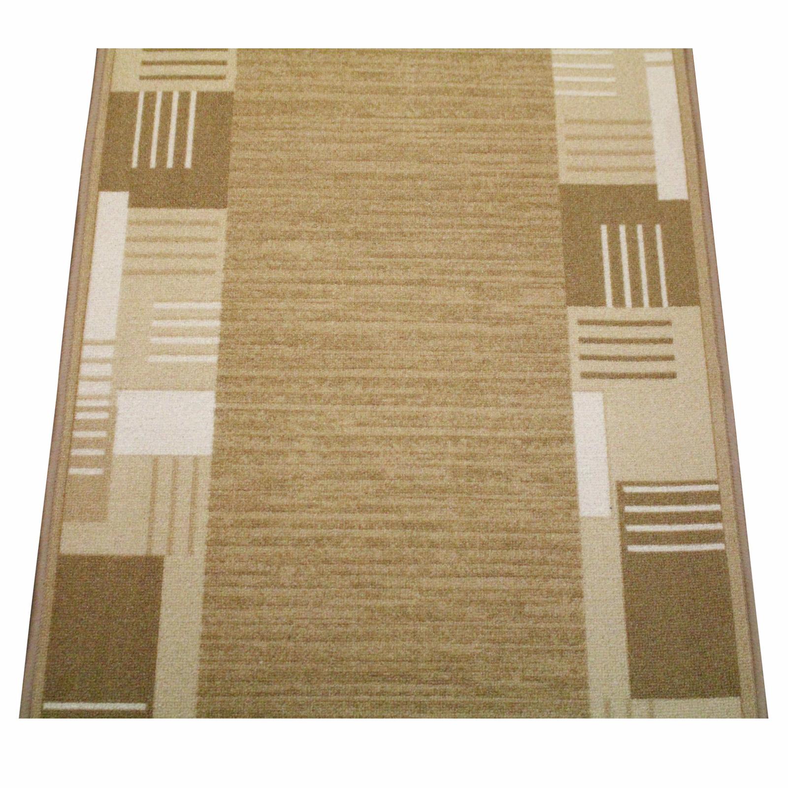 Ideal DIY Floors 67cm Bermude Montana Beige Printed Carpet Runner